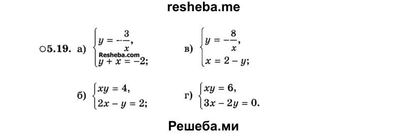ГДЗ Алгебра 7 класс Мордкович, Николаев - Учебник Теория